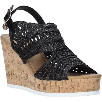 Cipők Női Szandálok / Saruk Gold&gold A20 GJ265 Fekete