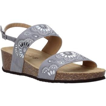 Cipők Női Szandálok / Saruk Grunland SB1594 Szürke