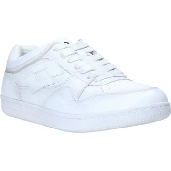 Cipők Férfi Rövid szárú edzőcipők Lotto L55815 Fehér