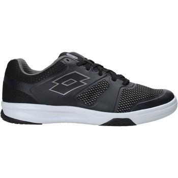Cipők Férfi Rövid szárú edzőcipők Lotto 210650 Fekete
