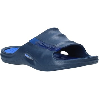 Cipők Férfi strandpapucsok Lotto L49342 Kék