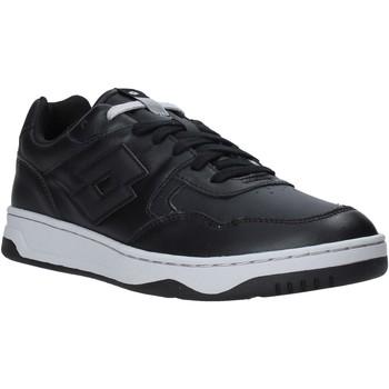 Cipők Férfi Rövid szárú edzőcipők Lotto L59015 Fekete