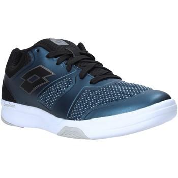 Cipők Férfi Rövid szárú edzőcipők Lotto 210650 Kék