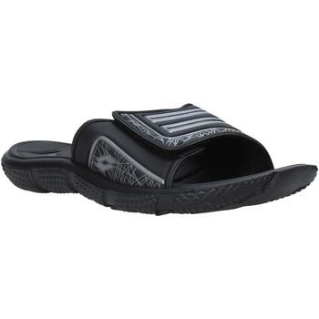 Cipők Férfi strandpapucsok Lotto L52290 Fekete
