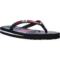 Cipők Férfi Lábujjközös papucsok Lotto L58324 Piros