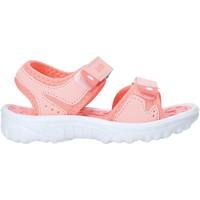Cipők Lány Szandálok / Saruk Lotto L55100 Rózsaszín
