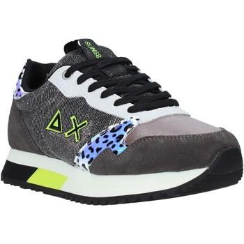Cipők Női Rövid szárú edzőcipők Sun68 Z40227 Szürke