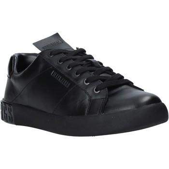 Cipők Férfi Rövid szárú edzőcipők Bikkembergs B4BKW0133 Fekete