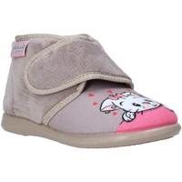 Cipők Gyerek Mamuszok Grunland PA0623 Bézs
