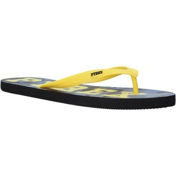 Cipők Férfi Lábujjközös papucsok Pyrex PY020161 Sárga