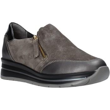 Cipők Női Belebújós cipők Grunland SC4979 Barna