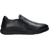 Cipők Férfi Belebújós cipők Grunland SC2957 Fekete