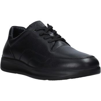 Cipők Férfi Rövid szárú edzőcipők Grunland SC2955 Fekete