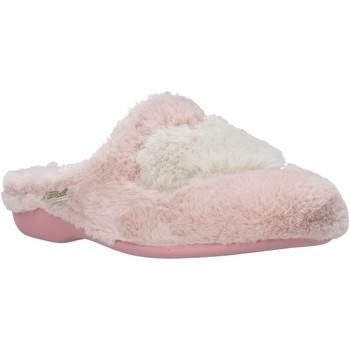 Cipők Női Mamuszok Grunland CI2089 Rózsaszín