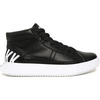 Cipők Női Magas szárú edzőcipők Bikkembergs B4BKW0036 Fekete