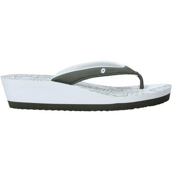 Cipők Női Lábujjközös papucsok Lotto L58326 Fehér