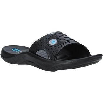 Cipők Női strandpapucsok Lotto L49345 Fekete