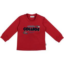 Ruhák Gyerek Hosszú ujjú pólók Melby 20C0280 Piros