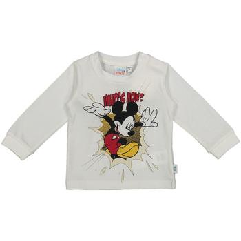 Ruhák Gyerek Hosszú ujjú pólók Melby 20C2050DN Fehér