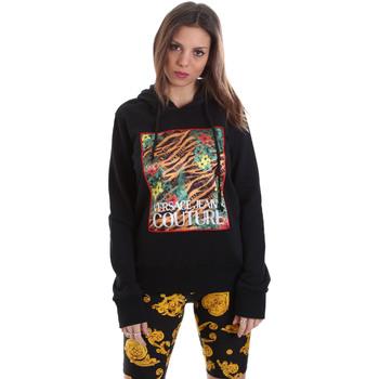Ruhák Női Pulóverek Versace B6HVB70K30328899 Fekete