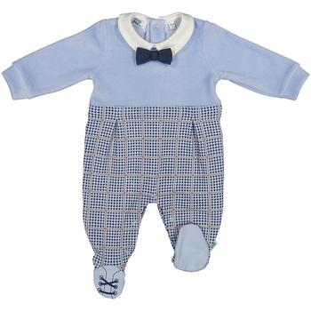 Ruhák Gyerek Overálok Melby 20N0140 Kék