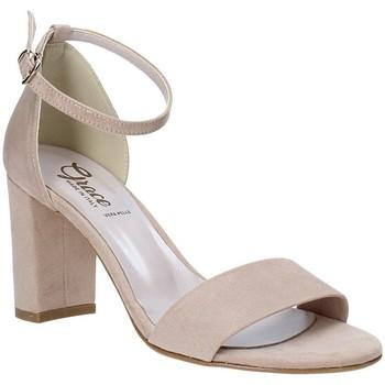 Cipők Női Szandálok / Saruk Grace Shoes 492001 Bézs