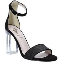 Cipők Női Szandálok / Saruk Grace Shoes 018TR003 Fekete