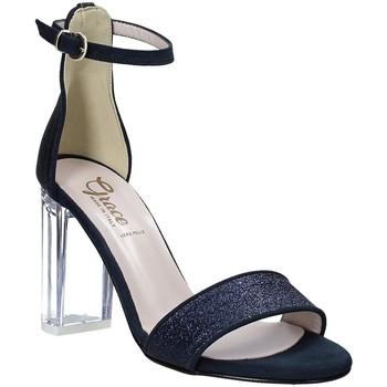 Cipők Női Szandálok / Saruk Grace Shoes 018TR003 Kék