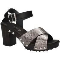 Cipők Női Szandálok / Saruk Keys 5864 Szürke