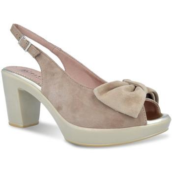 Cipők Női Szandálok / Saruk Pitillos 2901 Szürke
