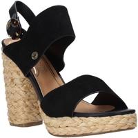 Cipők Női Szandálok / Saruk Wrangler WL01500A Fekete