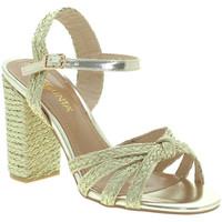 Cipők Női Szandálok / Saruk Pregunta ICD1719-9 Arany