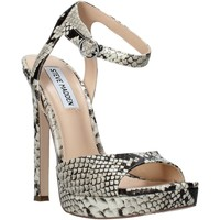 Cipők Női Szandálok / Saruk Steve Madden SMSLUV-GLDSNK Fehér