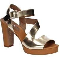 Cipők Női Szandálok / Saruk Mally 5180 Arany