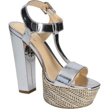Cipők Női Szandálok / Saruk Byblos Blu 672135 Ezüst
