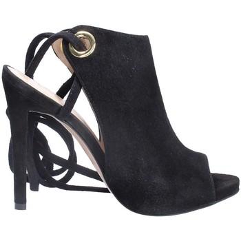 Cipők Női Szandálok / Saruk Liu Jo S17025P0021 Fekete