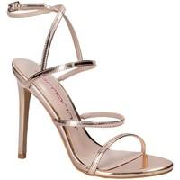 Cipők Női Szandálok / Saruk Fornarina PE17IN1094Q069 Rózsaszín