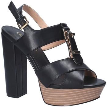 Cipők Női Szandálok / Saruk Byblos Blu 682358 Fekete
