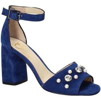 Cipők Női Szandálok / Saruk Grace Shoes 536 Kék