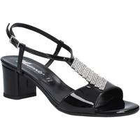 Cipők Női Szandálok / Saruk Susimoda 2686 Fekete