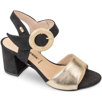 Cipők Női Szandálok / Saruk Valleverde 28251 Arany