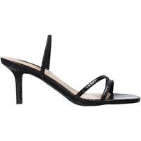 Cipők Női Szandálok / Saruk Steve Madden SMSLOFT-BLKSNK Fekete