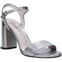 Cipők Női Szandálok / Saruk Grace Shoes 2384L007 Szürke
