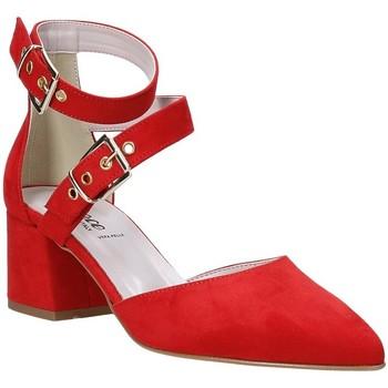 Cipők Női Félcipők Grace Shoes 774004 Piros