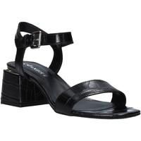 Cipők Női Szandálok / Saruk Café Noir LF121 Fekete