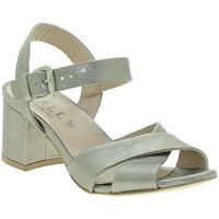 Cipők Női Szandálok / Saruk Mally 6149 Bézs