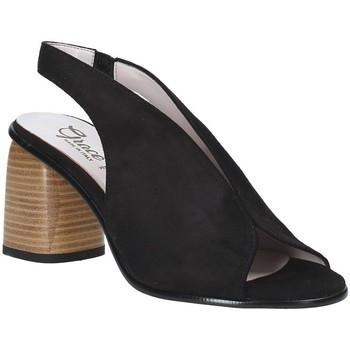 Cipők Női Szandálok / Saruk Grace Shoes 492S001 Fekete