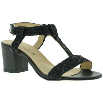 Cipők Női Szandálok / Saruk Mally 3895 Fekete