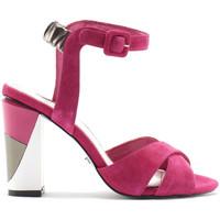 Cipők Női Szandálok / Saruk Gaudi V93-66690 Rózsaszín