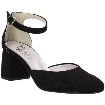 Cipők Női Félcipők Grace Shoes 056016 Fekete
